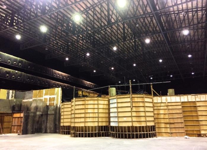 soundstage 2 pernah menjadi studio terbesar di Asia Tenggara
