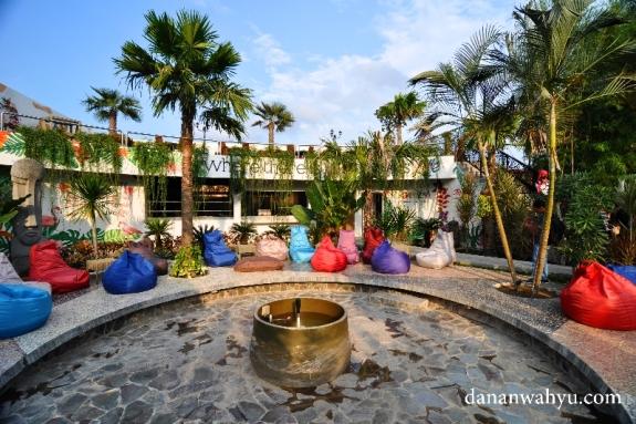 Maroko ala My Garden Resto & Bar