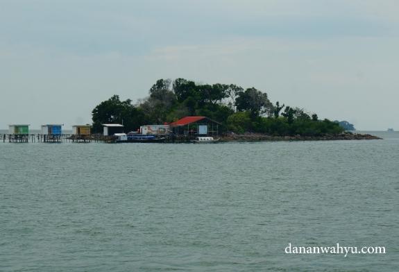homestay di pulau Petong