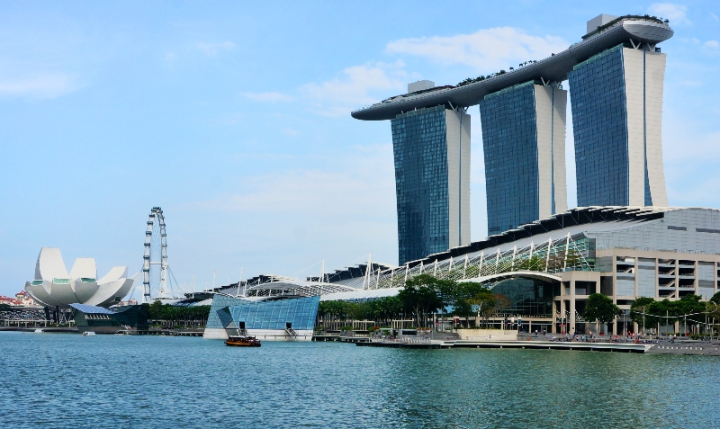bangunan di Singapura yang konon menjadi sasaran teroris