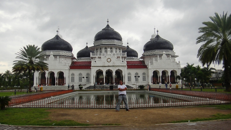 Masjid Termegah di Aceh