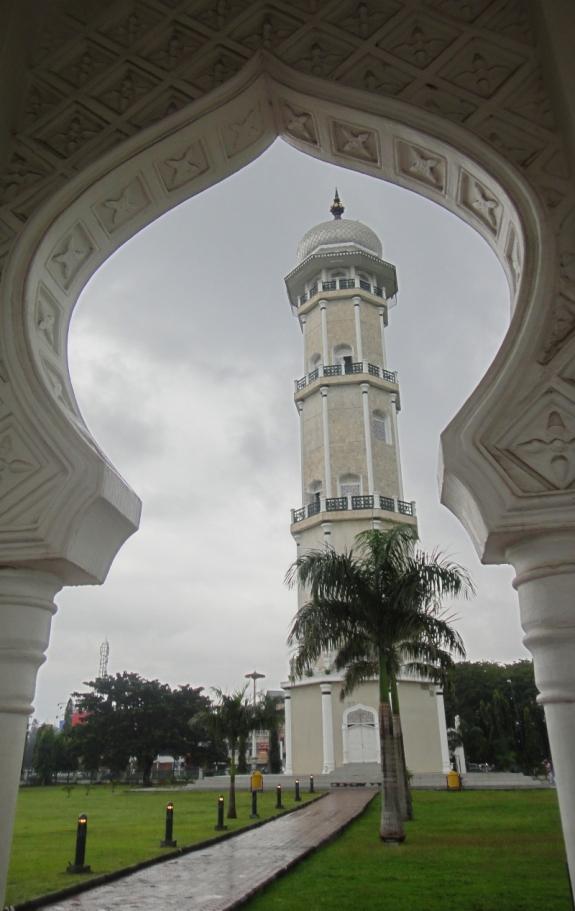 Menara Masjid Raya Baiturrahman