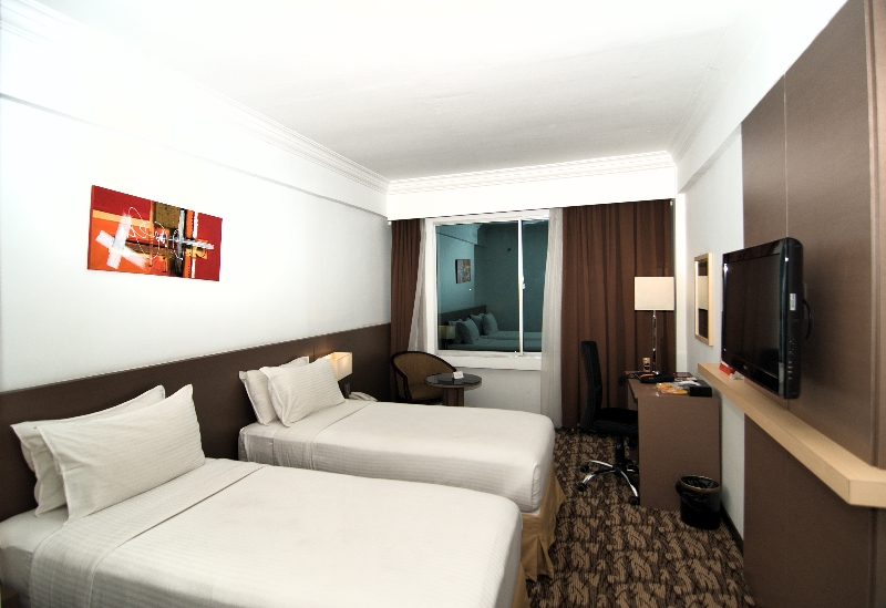 kamar swiss-inn hotel batam