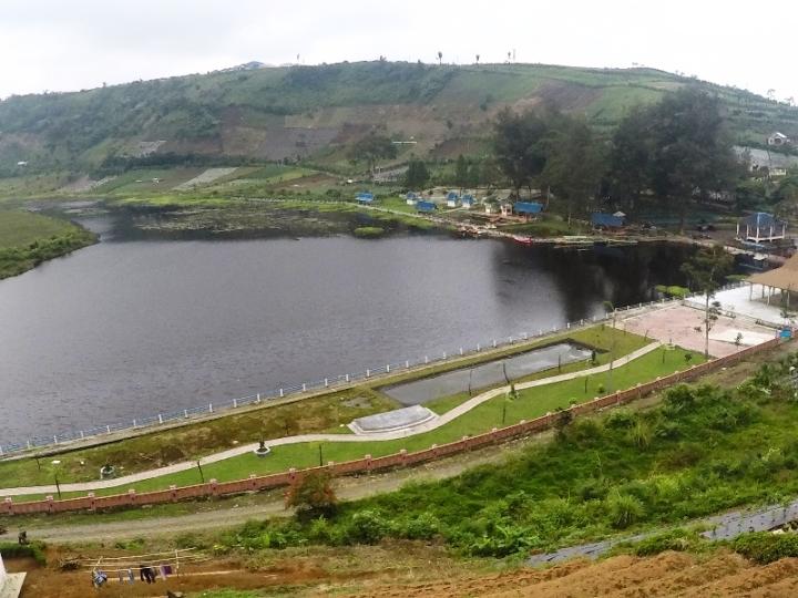 Nama danau Mas Harun Bastari seolah menjadi misteri bagi saya