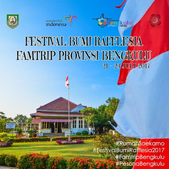Tulisan ini merupakan kegiatan Famtrip Festival Bumi Rafflesia 21-23 Juli 2017. Dinas Pariwisata Propinsi Bengkulu.