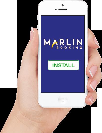 Mau pesan tiket kapal Feri mudah dan murah langsung insall aplikasi MarlinBooking di ponsel kamu. Jalan-jalan kali ini didukung oleh MarlinBooking