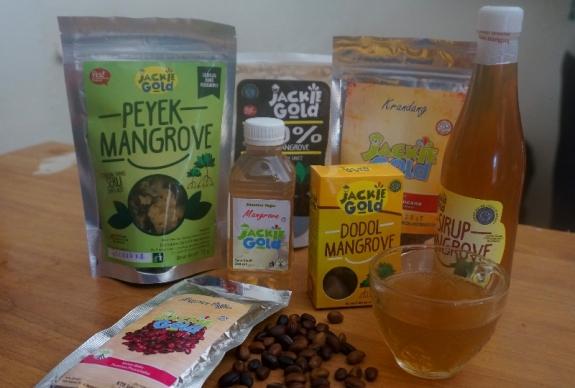 Beragam olahan panganan dari tumbuhan hutan Mangrove