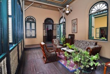 Mewahnya Mansion Tjong A Fie