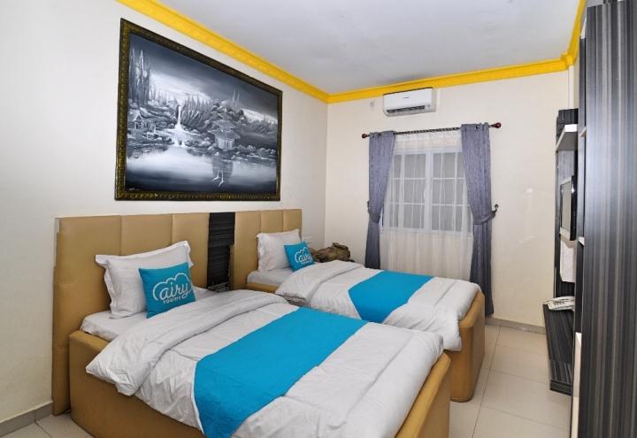 Airyrooms menyediakan kamar nyaman dengan harga terjangkau