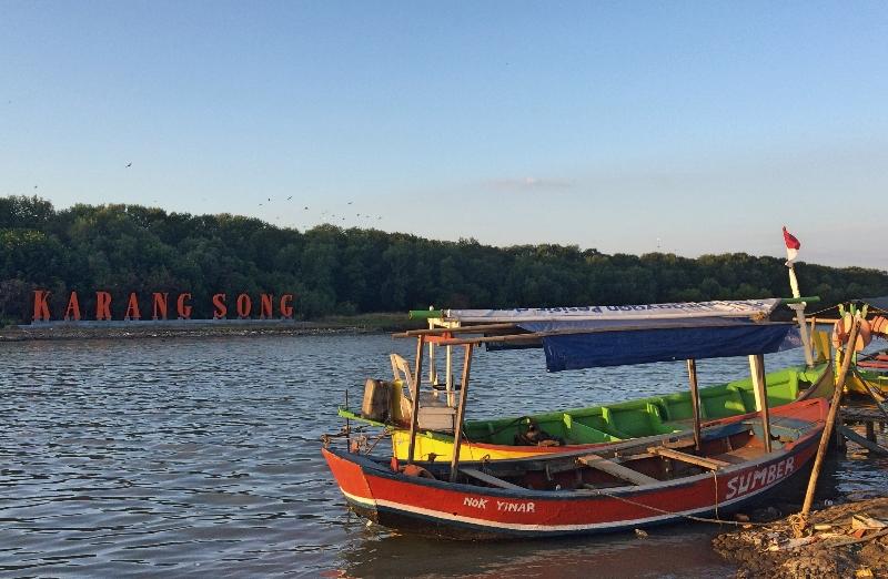 Hutan Mangrove Karang Song Indramayu