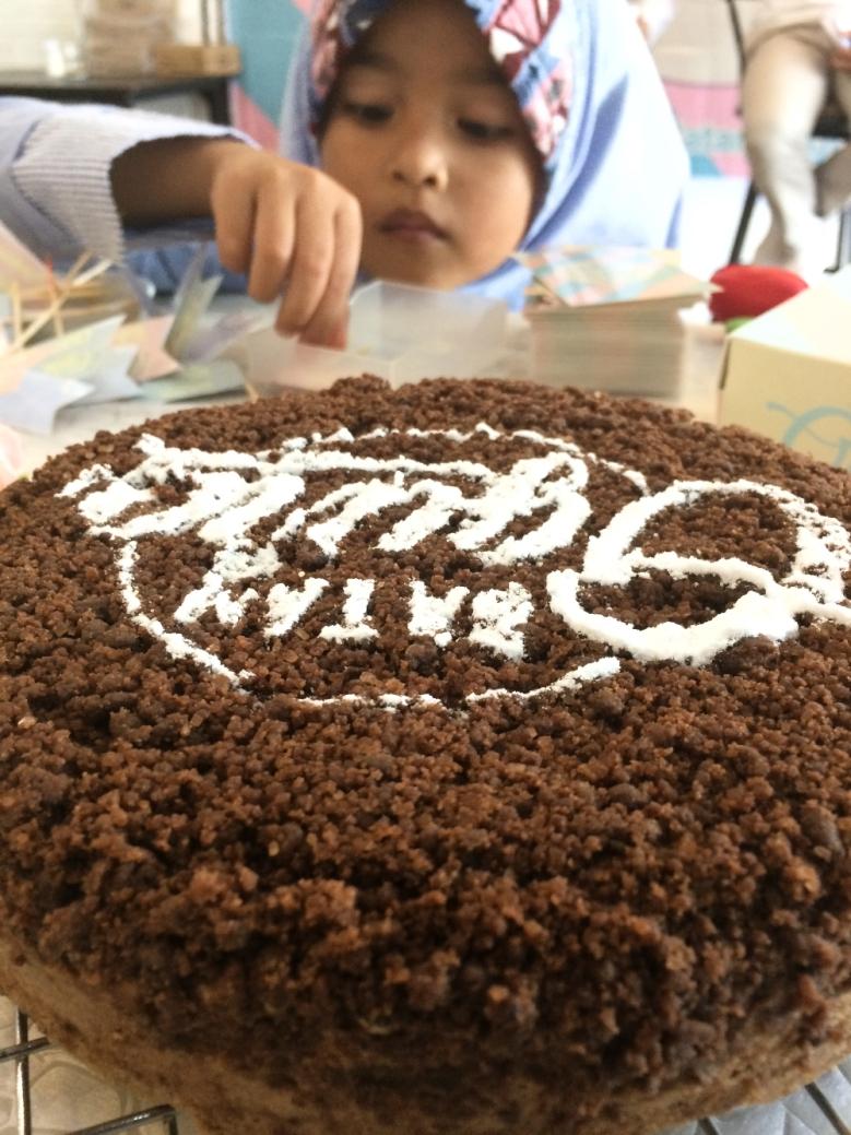 Ogura coklat paling disukai anak-anak