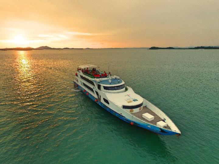 Cruise Tour MV Sea View