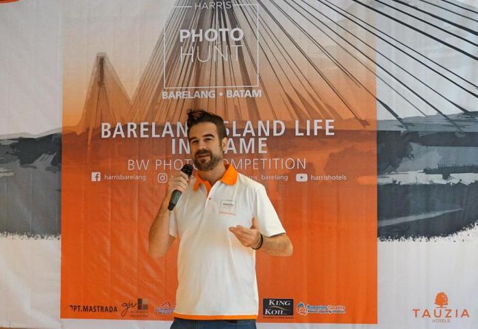 Stefano De Champeaux , Brand Manager HARRIS Vertu, HARRIS Hotels, FOX HARRIS, Managed by HARRIS Hotels
