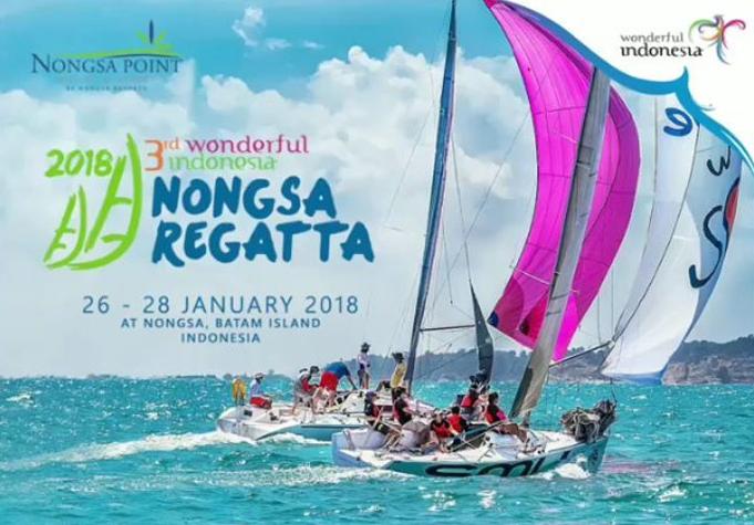 Tulisan ini diikutsertakan lomba blog 3rd Wonderful Indonesia Nongsa Regatta 2018 yang diadakan oleh Nongsa Point Marina & Resort.