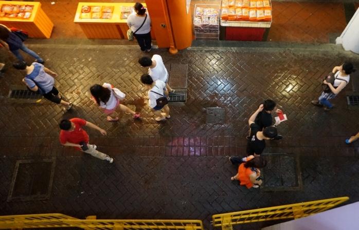 Walau di pasar harga makanan di singapur bikin kantong jebol juga