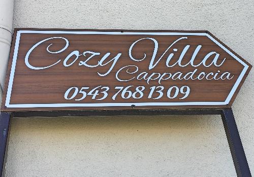 Catat Kak nomor telepon villa ini jika ke Cappapodia