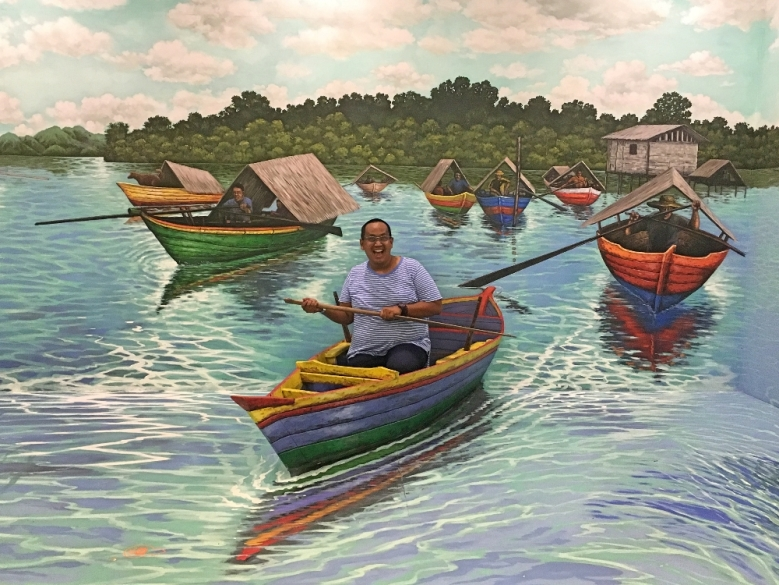 Aslinya travel blogger ini nelayan yang mengarungi hati wanita *eaaa