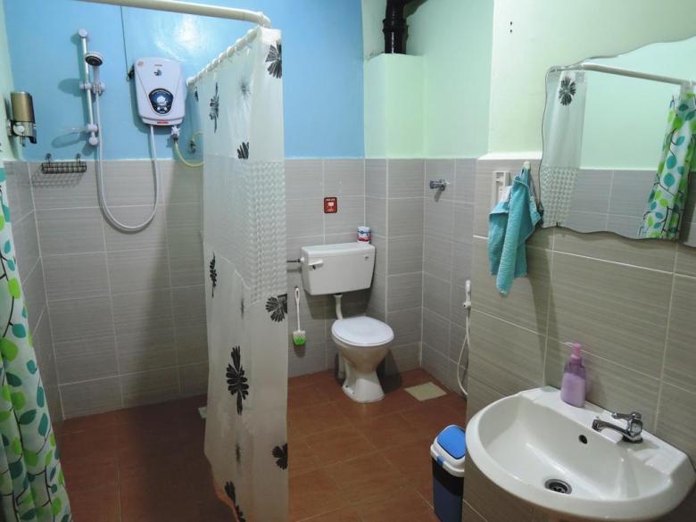 Kamar mandi bersih dan wangi