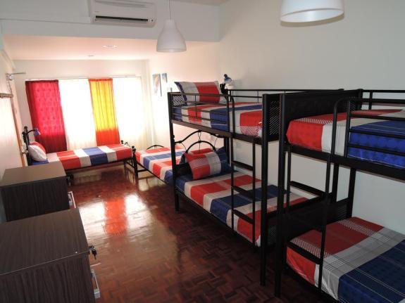 Kamar tipe dormitory