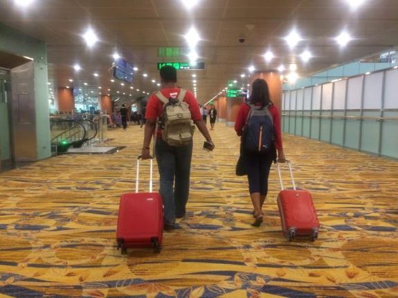 Pilih koper dibandingkan ransel