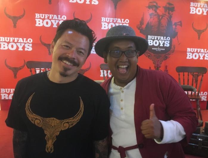 Mike Wiluan dan Buffalo di Buffalo Boys