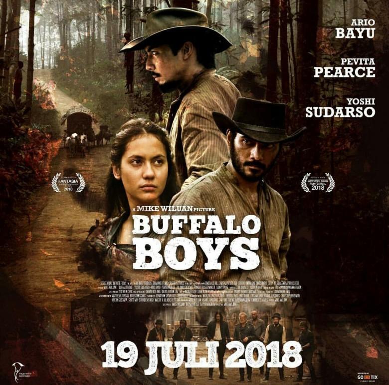 Saksikan Buffalo Boys di bioskop kesayangan anda