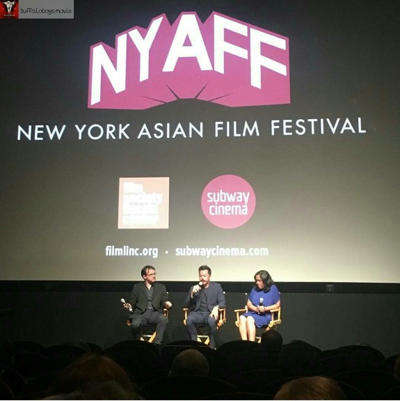 Mike Wiluan di New York Asian Film Festival