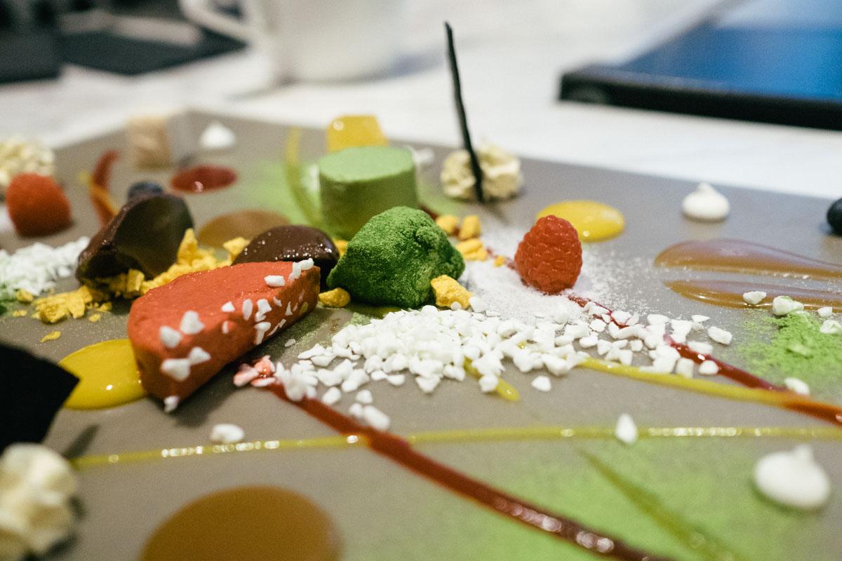 Ketika kuliner tak hanya tentang rasa di lidah tapi sebuah karya seni (sumber : h**p://www.thatfoodcray.com)