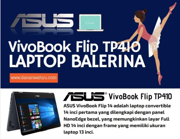 Sebetulnya seperti ini laptop yang saya inginkan tapi apakah benar ia jodoh saya?