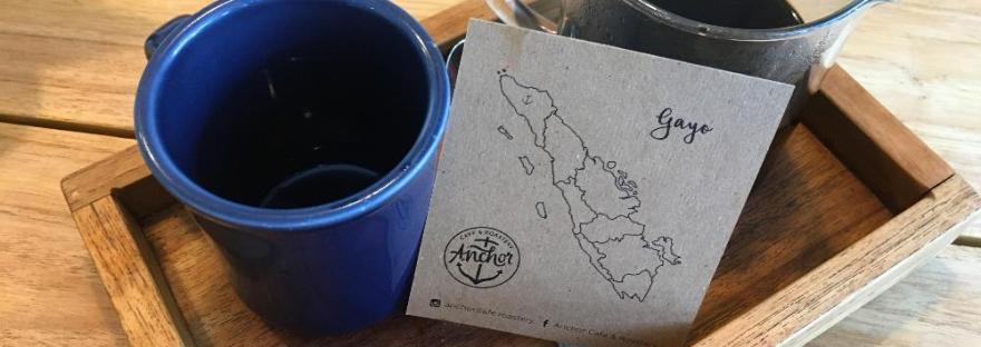 [Vlog] Ngopi Cantik di Anchor Cafe & Roastery