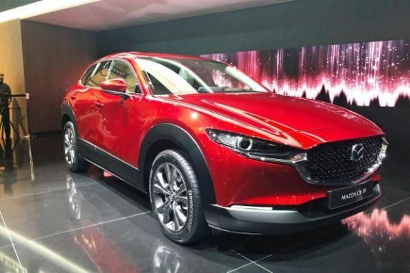 Image result for mazda cx 30 GT